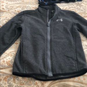 Under Armour fleece jacket